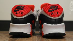 Nike Air Max 90 Infrared 5 by BBoyKai91