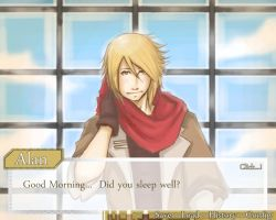 KNTS Otome Game by GresiteIsland