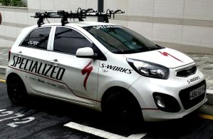 Awesome White Picanto Custom by toyonda