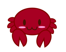 Crab :3 by ChibiLuver555
