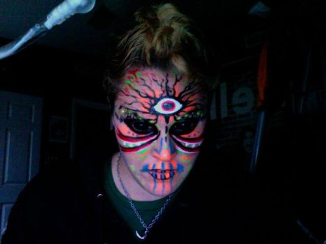 Shpongle Face by Lady-----HADES