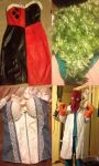 November 2013 Costumes in Progress by Mistress-Zelda
