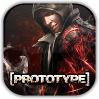 Prototype Game Icon by Wolfangraul