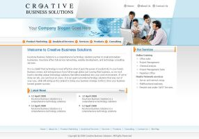 Ceative Business Solutions by artistsanju