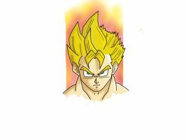 Future Gohan by nial09