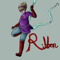 Ribbon -Contest Entry- Final Design by unigirl-cloudghost