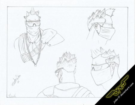 Character - Brink 2 by Jinks-11