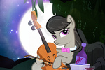 Octavia By Moonlight by PixelKitties