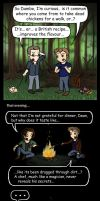 SPN-BH: George's Cooking Tips by blackbirdrose