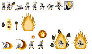 Uno Sprites by Dictator-Heartless