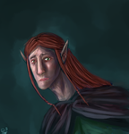 Maedhros remake by Whispering-forests