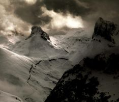 Aravis Light by alexandre-deschaumes