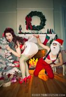 Naughty and Nice III by tomcouture