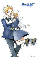 APH Nordic Airlines by MaryIL