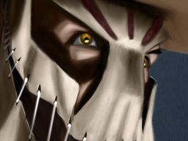 Detail - Scarecrow by Caelkriss