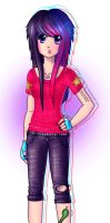New OC- Cassie by Mrs-Elric-613