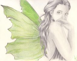 green fary by chachaaa-8D