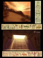 Hieroglyphics by Dr-Stain