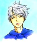 Jack Frost: Smile by Melody-in-the-Air