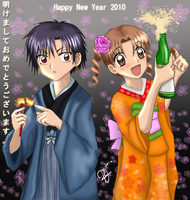 Happy New Year 2010 by Leadmare