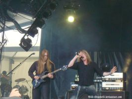 Stratovarius Hellfest 09 by Wild-Huntress