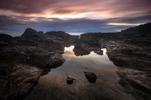 Wye River Sunrise by alexwise