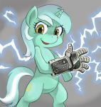 Lyra got the power by shepherd0821