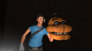 Gmod: Scout's New Job 11 by SuperFIFIBros