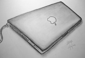 MacBook by Smoothiebear