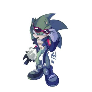 Scourge by MarkTew