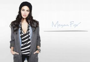 Megan Fox 2 by ArtSlash13