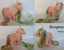 Alternate Rehair Cherries Jubilee by Roogna
