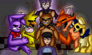 The Mastermind's Toys + Speedpaint by ChaoticUncertainty