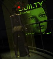 Condemned to Slavery I - Guilty by silverexpress