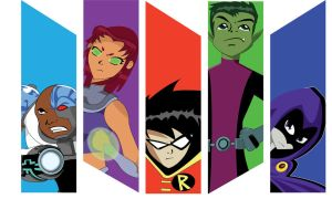Teen Titans by ninja-1
