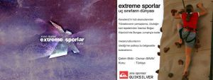 Extreme Sports Flyer by scottrenevejr
