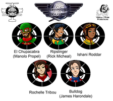 Ask W.A.T.G. Racers Profiles by Ask-The-Mechanids
