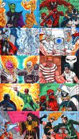 Marvel's Greatest Battles - Part 2 by SeanRM