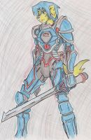 Lance (Armored) by gear25
