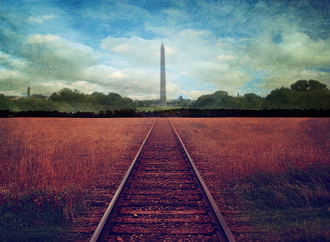 Train to DC by 1984Designs