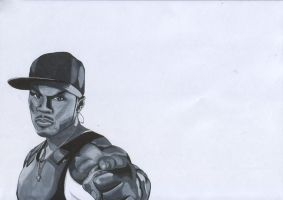 50 Cent by Ma-Jik