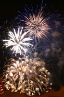 Fireworks Stock 55 by Malleni-Stock