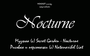 Nocturne by NatanarihelLiat