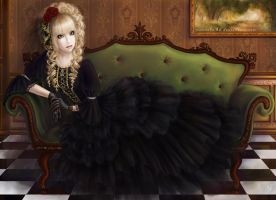 Hizaki by tanushaSh