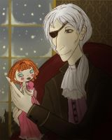 Herr Drosselmeyer by neohin