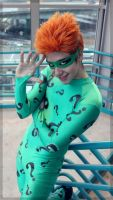 The Riddler by Faxen