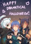 -- Happy DRAMATICAL Halloween ! -- by Kurama-chan