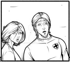 SoO #2 Inked Panel Preview by DStPierre