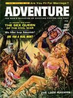ADVENTURE cover art by peterpulp