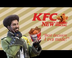 KFC: Kentucky Fried Chocobo by Artisticnstuff